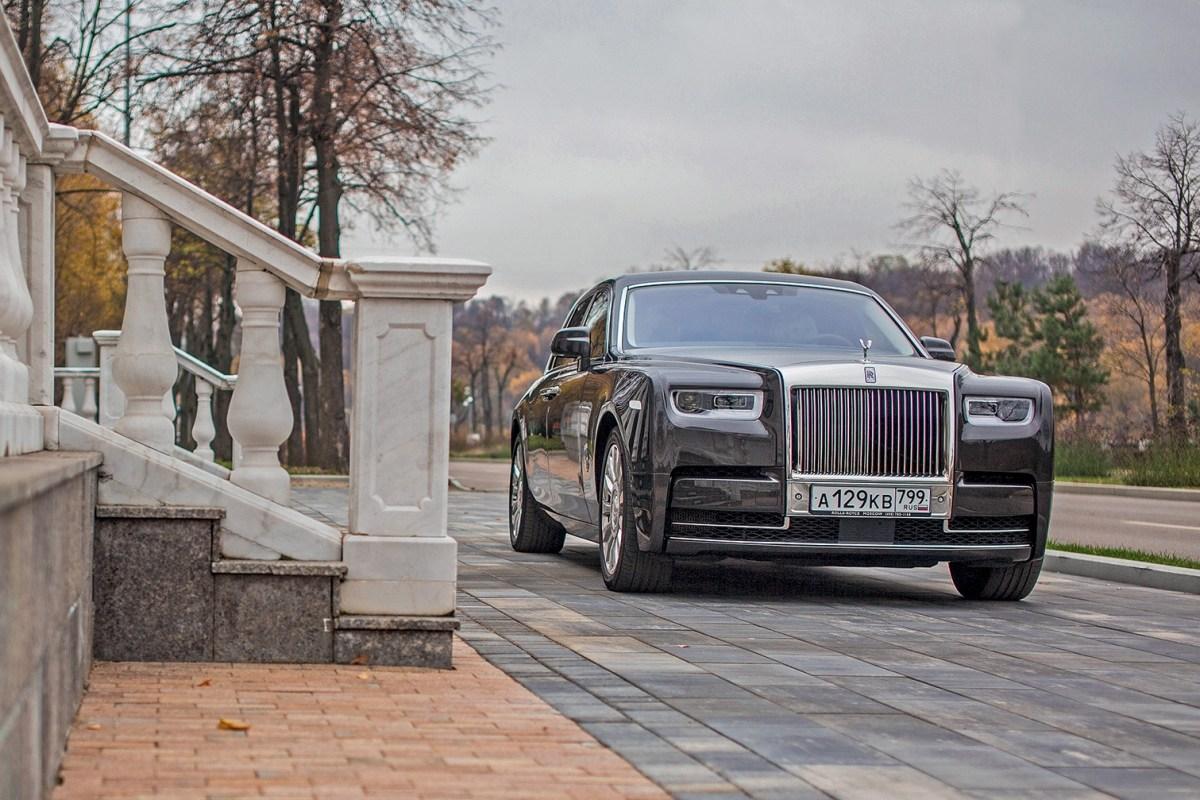 22471 Не состарится и через сто лет!. Rolls-Royce Phantom