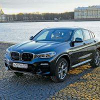 22388 Плюсы и минусы «внедорожного купе» по-баварски. BMW X4 (G02)