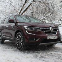 22400 Вторая попытка. Renault Koleos