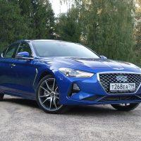 22365 Заявка на успех. Hyundai Genesis G70