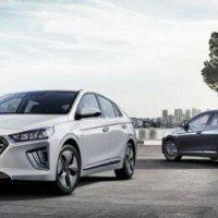 22537 Описание автомобиля Hyundai Ioniq 2019 - 2020