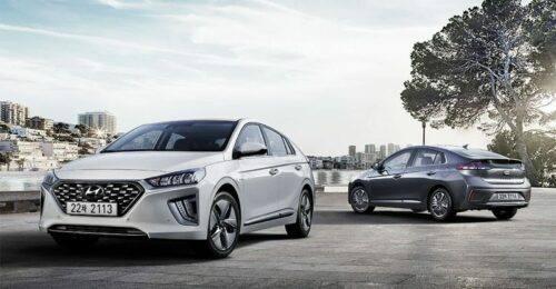 Описание автомобиля Hyundai Ioniq 2019 — 2020