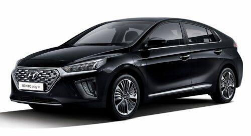 Описание автомобиля Hyundai Ioniq 2019 – 2020