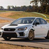 Описание автомобиля Subaru WRX STI S209 2019 - 2020