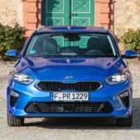 22567 Описание автомобиля Kia Ceed Sportswagon 2019 - 2020