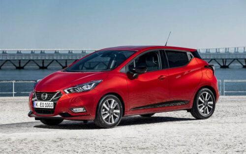 Описание автомобиля Nissan Micra 2019 – 2020