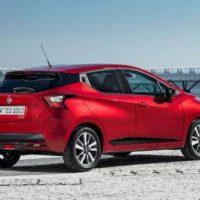 Описание автомобиля Nissan Micra 2019 - 2020