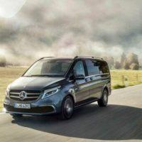 22587 Описание автомобиля Mercedes-Benz V-Class 2020