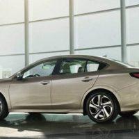 22653 Описание автомобиля Subaru Legacy 2019 - 2020