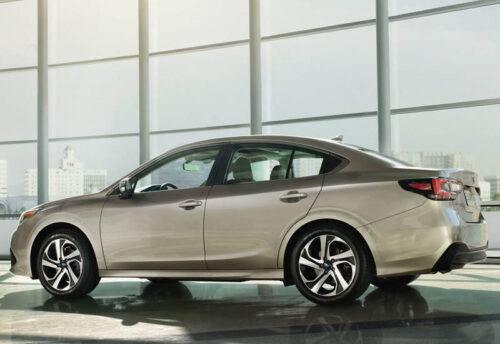 Описание автомобиля Subaru Legacy 2019 – 2020