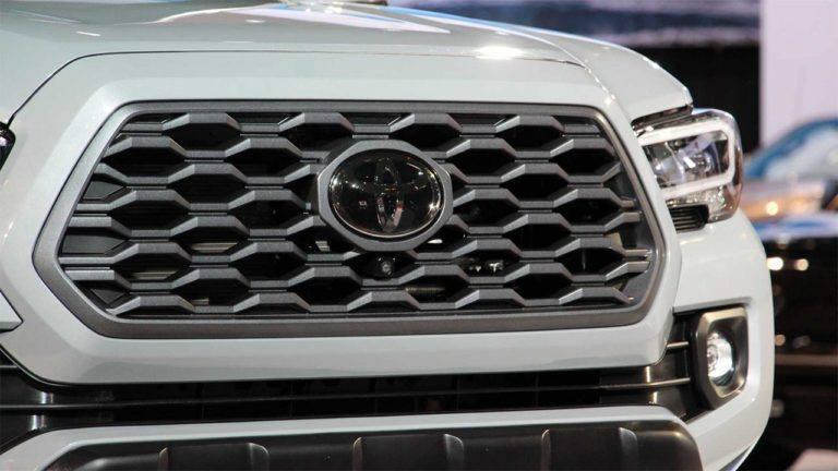 Описание автомобиля Toyota Tacoma 2020 – 2021