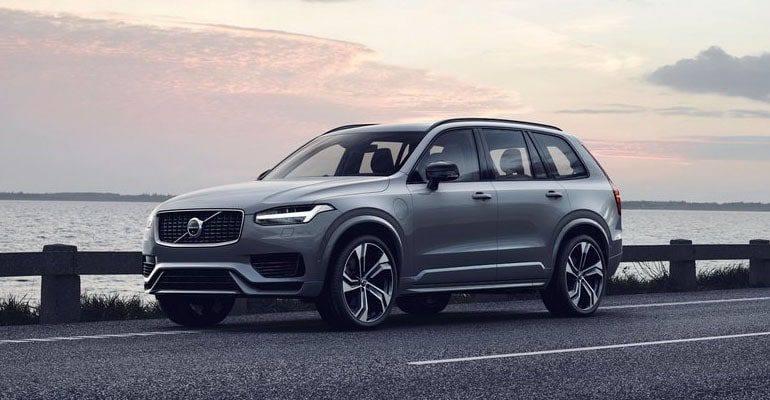 Описание автомобиля Volvo XC90 2020 – 2021