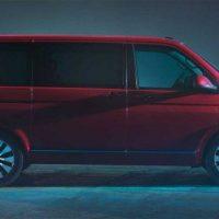 22728 Описание автомобиля Volkswagen Multivan T6.1 2019 - 2020