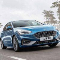 22739 Описание автомобиля Ford Focus ST 2019 - 2020