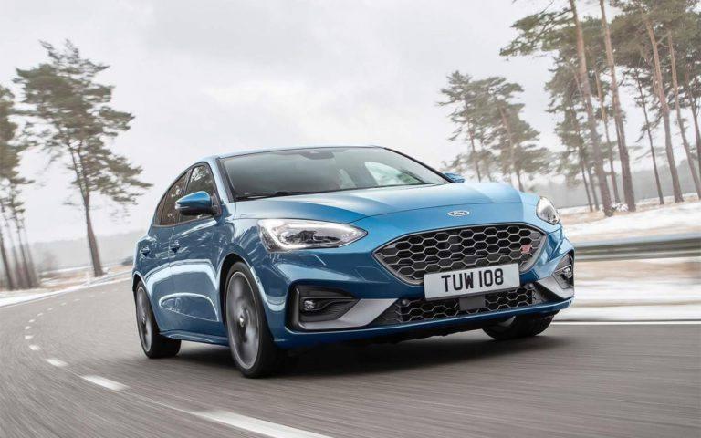 Описание автомобиля Ford Focus ST 2019 – 2020