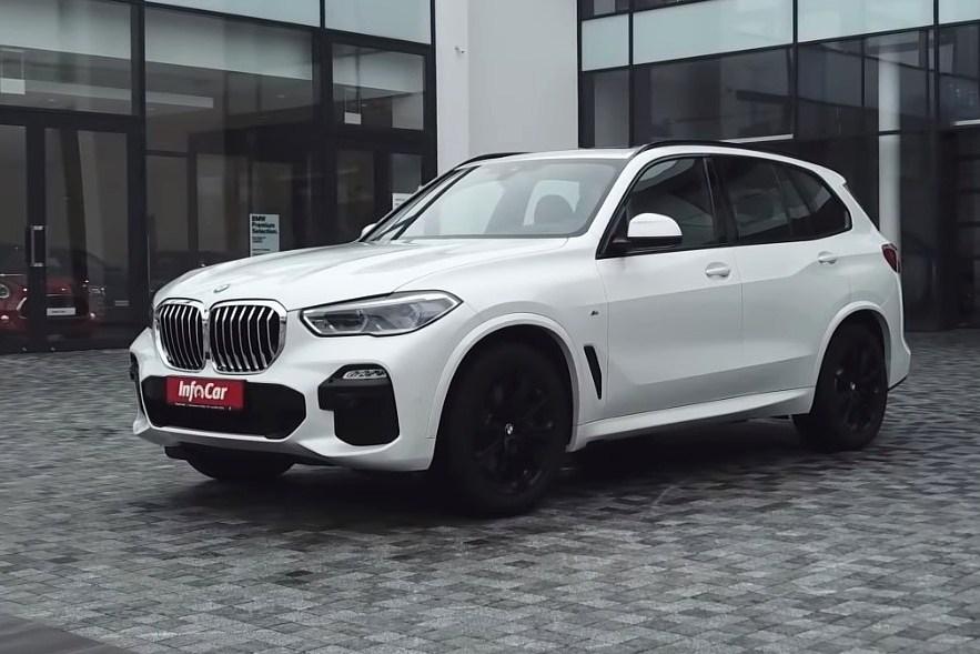 22692 Новый BMW X5: он уже никогда не будет таким, как прежде. BMW X5 (G05)
