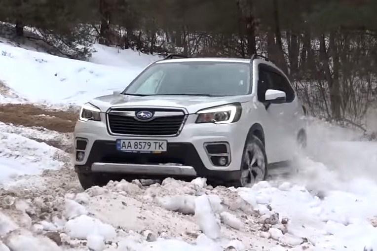Subaru Forester – универсальный «лесник», как для асфальта, так и для грязи. Subaru Forester