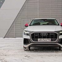 22595 Вложение без сожалений. Audi Q8