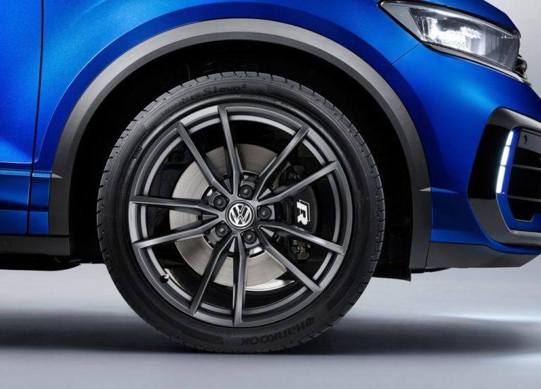 Описание автомобиля Volkswagen T-Roc R 2019 – 2020