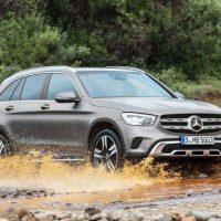 Описание кроссовера Mercedes-Benz GLC 2019 - 2020