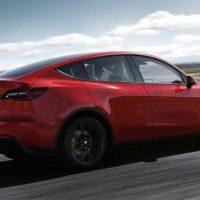 Описание автомобиля Tesla Model Y 2020
