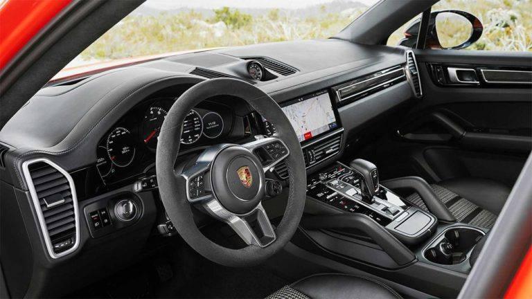 Описание автомобиля Porsche Cayenne Coupe 2019 – 2020