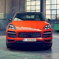22874 Описание автомобиля Porsche Cayenne Coupe 2019 - 2020
