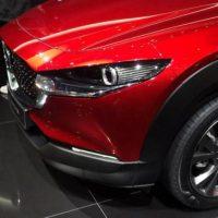 22753 Компактный кроссовер Mazda CX-30 представлен официально