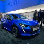 22747 Новые Peugeot 208, 508 Hybrid и концепт e-Legend