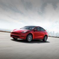 22829 Tesla презентовала электрокроссовер Model Y – ВИДЕО