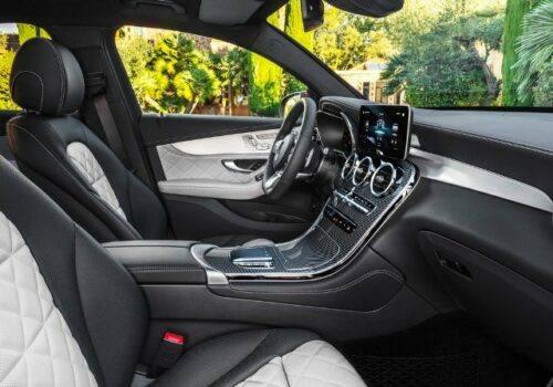 Описание автомобиля Mercedes-Benz GLC Coupe 2019 – 2020