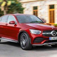 Описание автомобиля Mercedes-Benz GLC Coupe 2019 - 2020