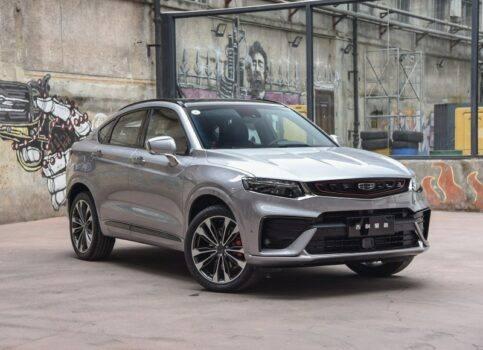 22903 Описание автомобиля Geely Xingyue 2019 - 2020