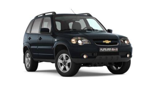 Описание автомобиля Chevrolet Niva 2019