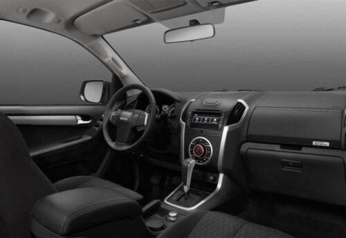 Описание автомобиля Isuzu D-Max 2019 – 2020
