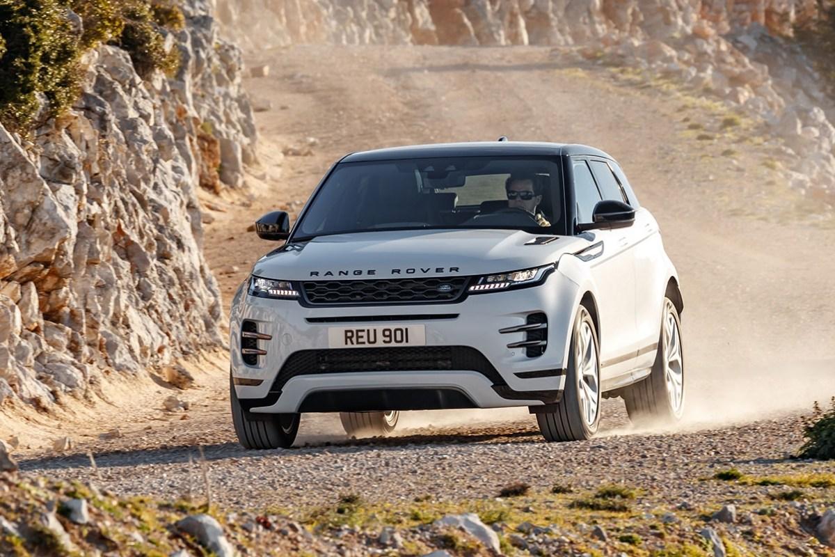 Пункт назначения. Land Rover Range Rover Evoque