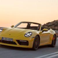 22974 Звоните 9-1-1. Porsche 911 Carrera Cabriolet