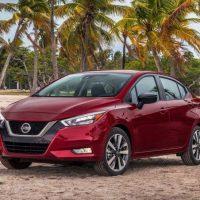 23010 Описание автомобиля Nissan Versa 2019 - 2020