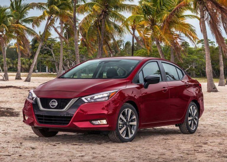 Описание автомобиля Nissan Versa 2019 — 2020