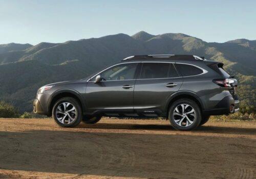 Описание автомобиля Subaru Outback 2020