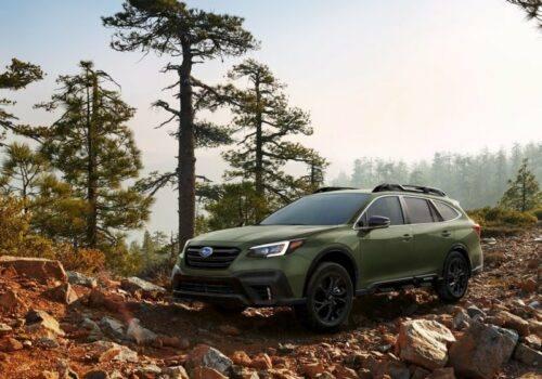 23028 Описание автомобиля Subaru Outback 2020