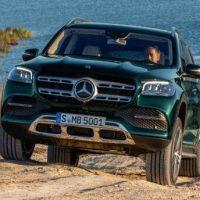 Описание автомобиля Mercedes-Benz GLS 2019 - 2020