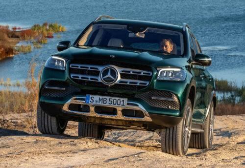 Описание автомобиля Mercedes-Benz GLS 2019 — 2020