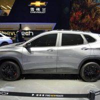 23090 Описание автомобиля Chevrolet Tracker 2020