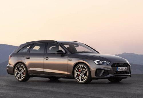 Описание автомобиля Audi S4 2020