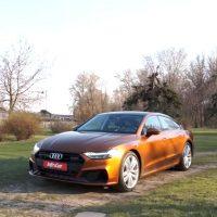 23046 Audi A7 Sportback – автомобиль непростых противоречий. Audi A7 Sportback
