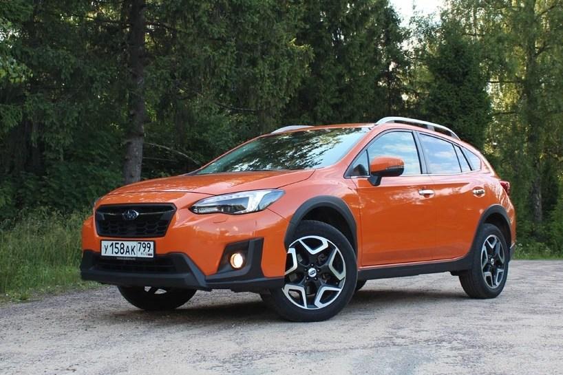 Дело техники. Subaru XV