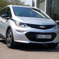 23124 Электромобиль Chevrolet Bolt – 500 километров хода не предел!. Chevrolet Bolt EV
