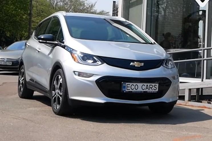 Электромобиль Chevrolet Bolt – 500 километров хода не предел!. Chevrolet Bolt EV