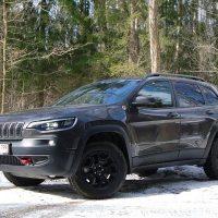 23070 Каждому по способностям. Jeep Cherokee